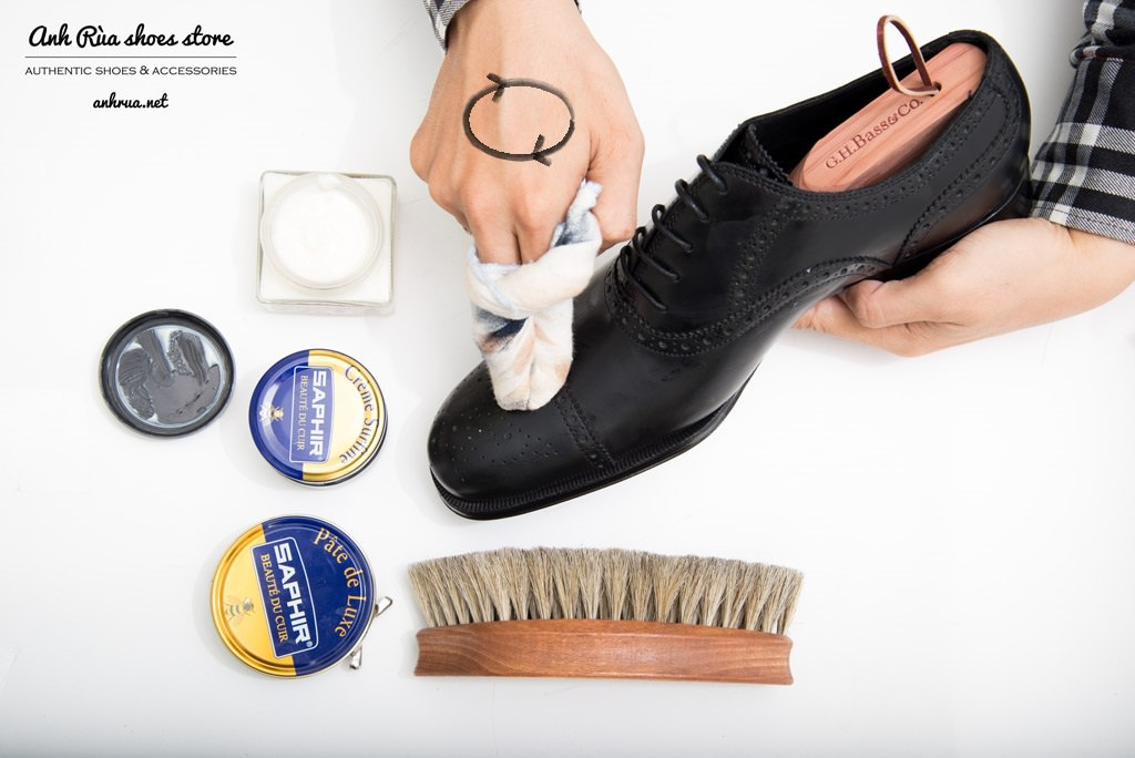 ANH RÙA SHOE CARE