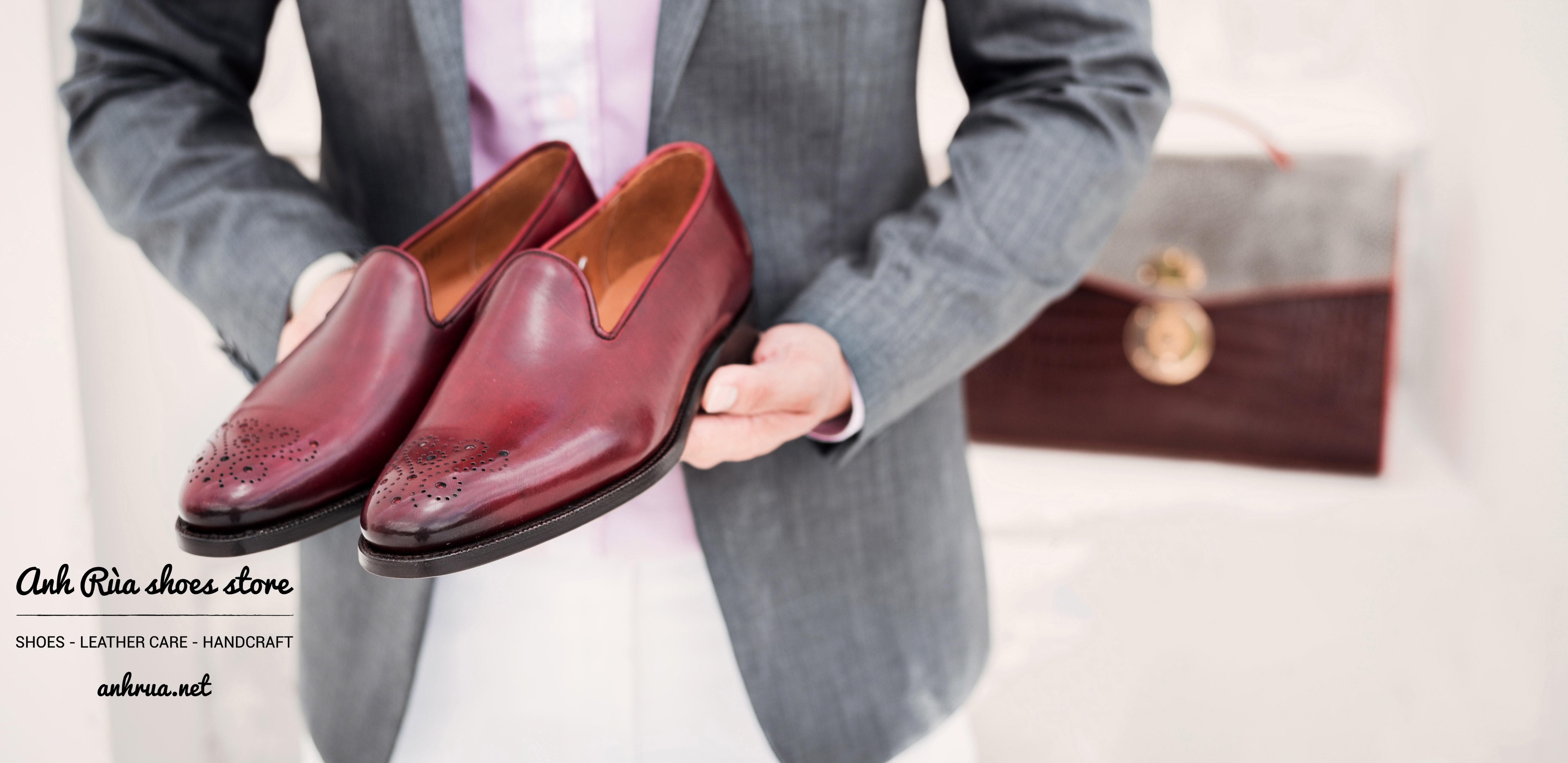 Giày lười (Loafers, Moccasins, Slip-ons)