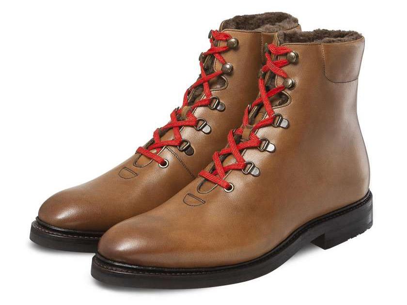 Giày boots nam hiking