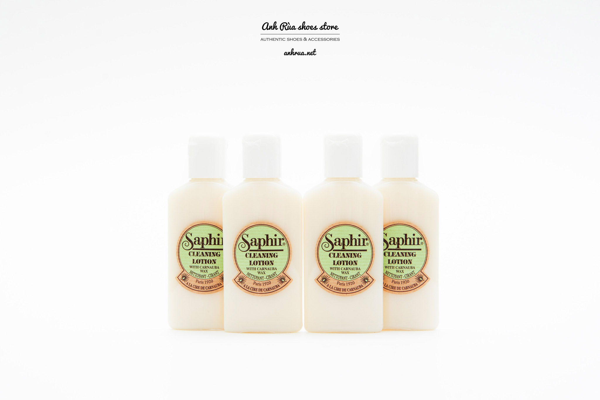 Cleaning lotion Saphir