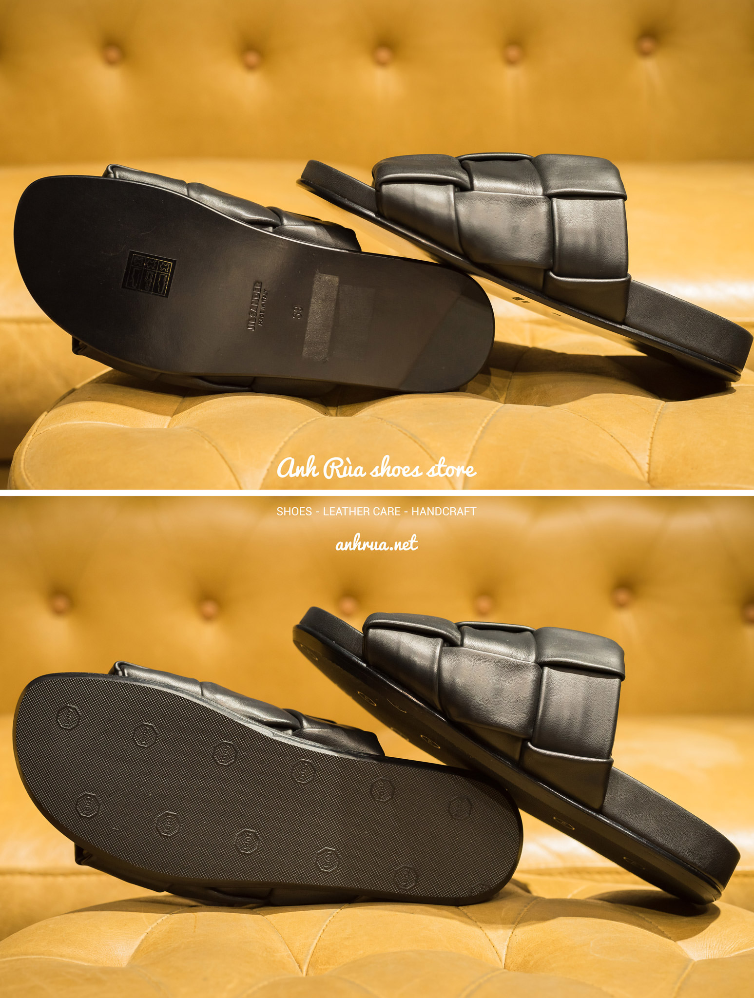 Dán đế giày Topy nguyên bản