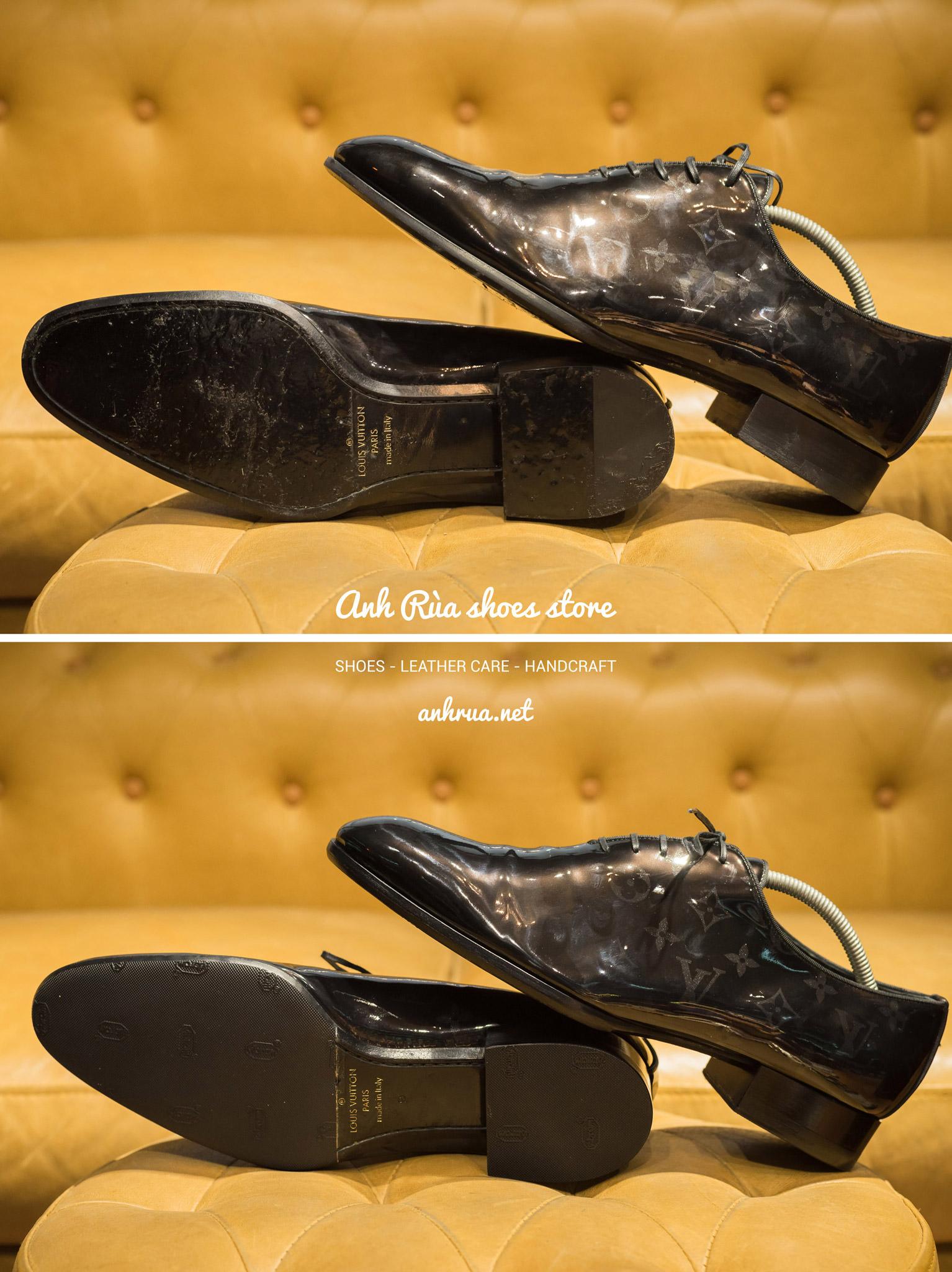 Dán đế giày Vibram