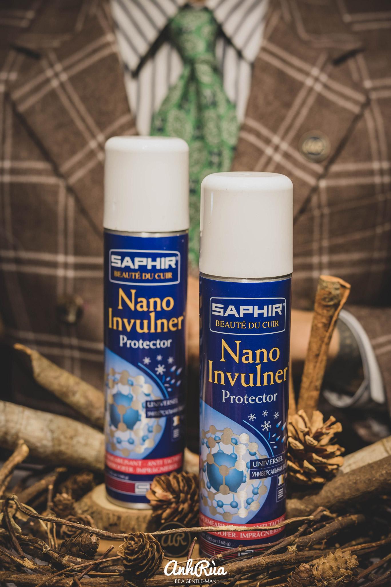 Nano chống thấm nước BDC Saphir