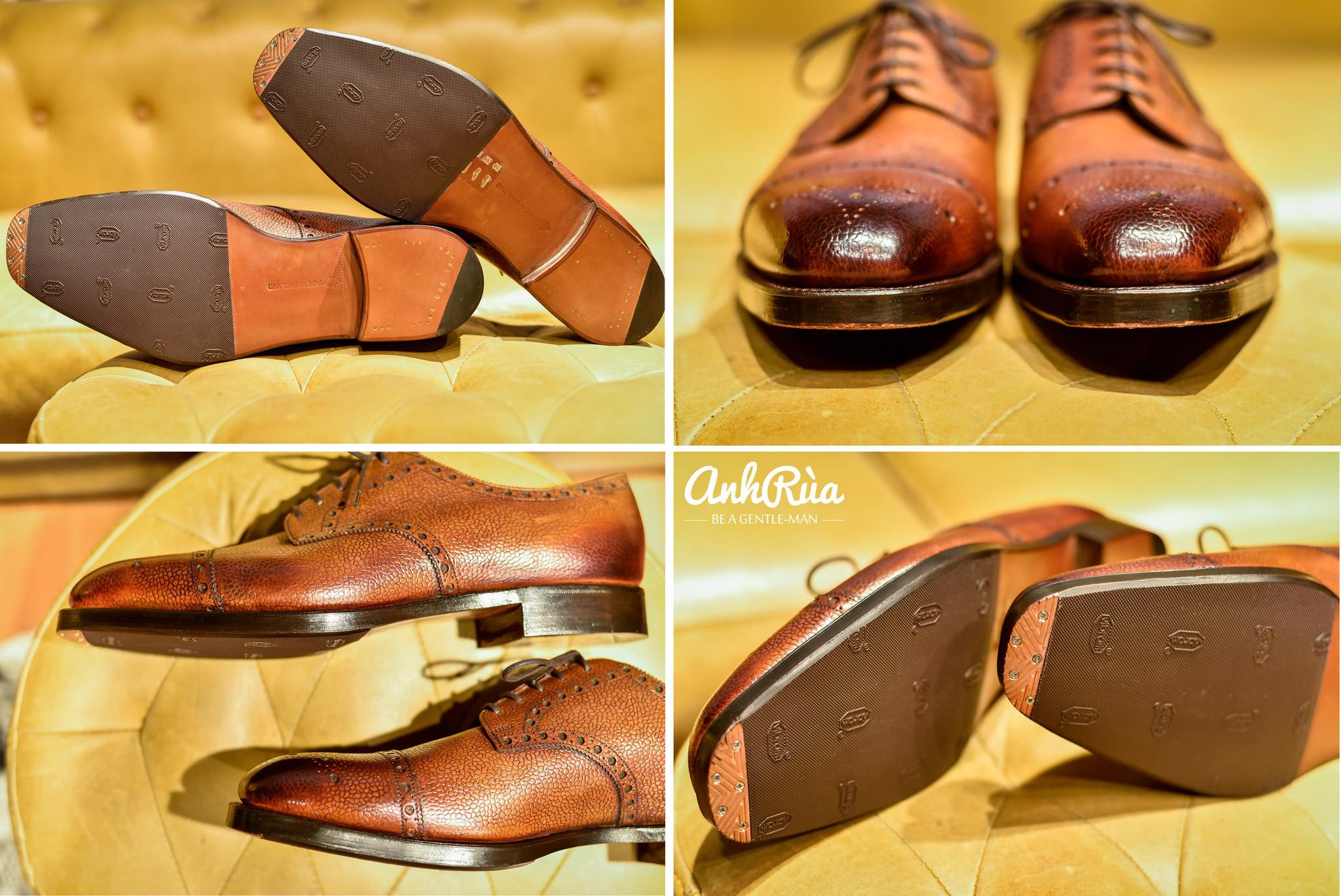 Toe tap cho giày