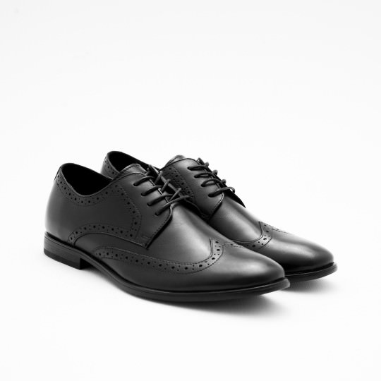 Black full Brogues ALDO