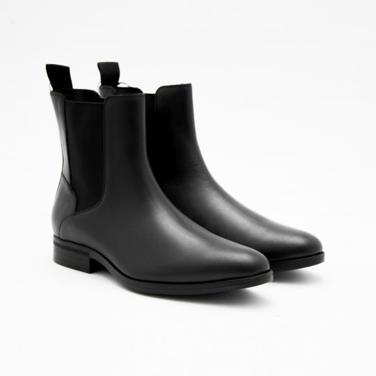 Black Waterproof Chelsea Cole Haan