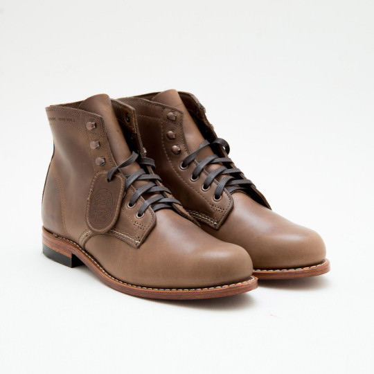 Camel 1000 Mile Boots Wolverine