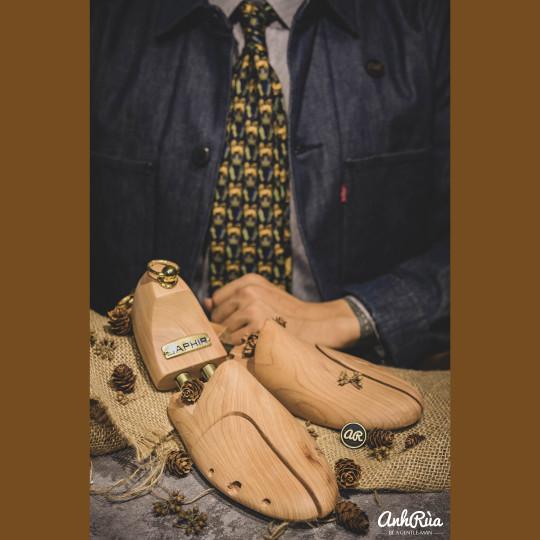 Cây giày (shoe trees) Saphir