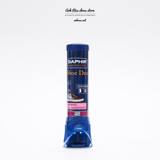 Chai xịt khử mùi hôi giày Shoe Deo Saphir BDC 100ml