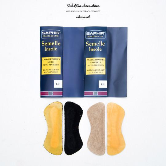 Chống Tuột Gót Giày Heel Grip Saphir