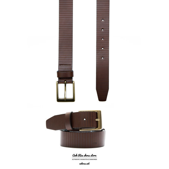 Dây Nịt Thắt Lưng Nam Medium Brown Belt Allen Edmonds
