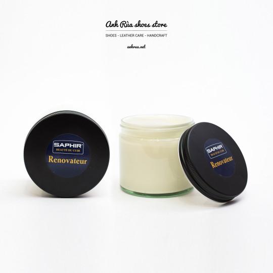 Kem dưỡng da cao cấp và làm sạch Saphir BDC Renovateur 250ml