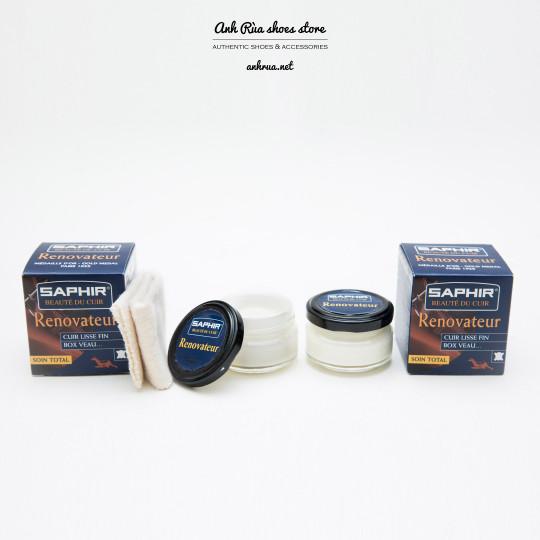 Kem dưỡng da cao cấp và làm sạch Saphir BDC Renovateur 50 ml