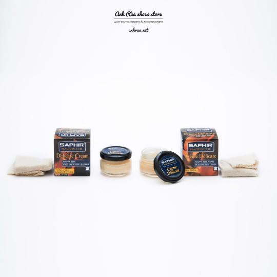 Kem dưỡng da và làm sạch nappa Délicate Cream BDC Saphir 50ml