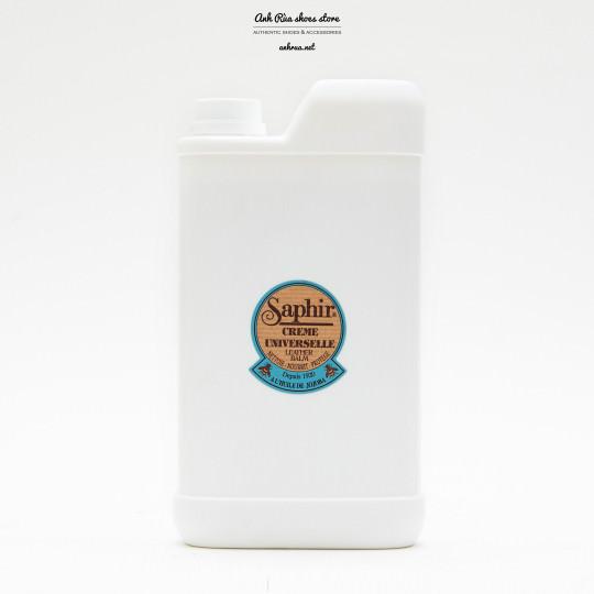 Kem làm sạch và dưỡng đồ da Saphir creme Universelle 1000ml