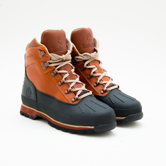 Light Brown - Black Waterproof Hiking Boots Timberland