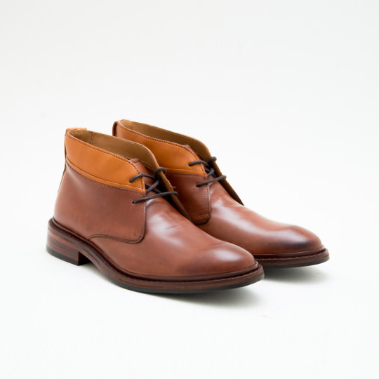 Light Brown Chukkas Cole Haan