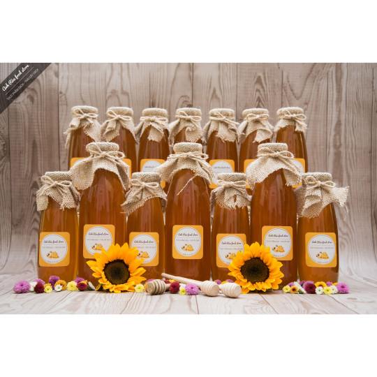 Mật ong nguyên chất hoa cà phê Đắk Lắk ARFS 500ml 1000ml
