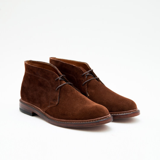 Medium Brown Chukkas Allen Edmonds