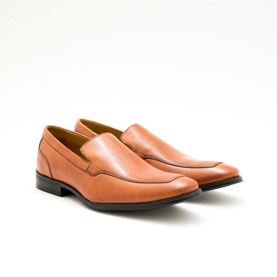 Tan Moc-toe Loafers Cole Haan